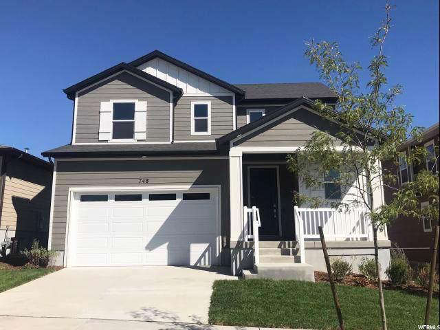 748 W Hydrangea Way N, Saratoga Springs, UT 84045 (#1631940) :: Keller Williams Legacy