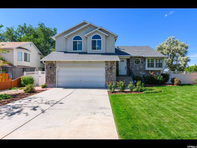10818 S Blossom Tree Ln, Sandy, UT 84070 (#1631949) :: Von Perry | iPro Realty Network