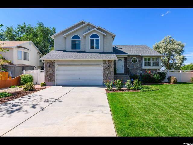 10818 S Blossom Tree Ln, Sandy, UT 84070 (#1631949) :: Bustos Real Estate | Keller Williams Utah Realtors