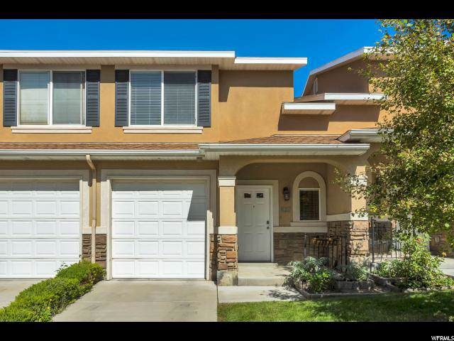 632 W Creek Bluff Cv, Sandy, UT 84070 (#1631955) :: Big Key Real Estate