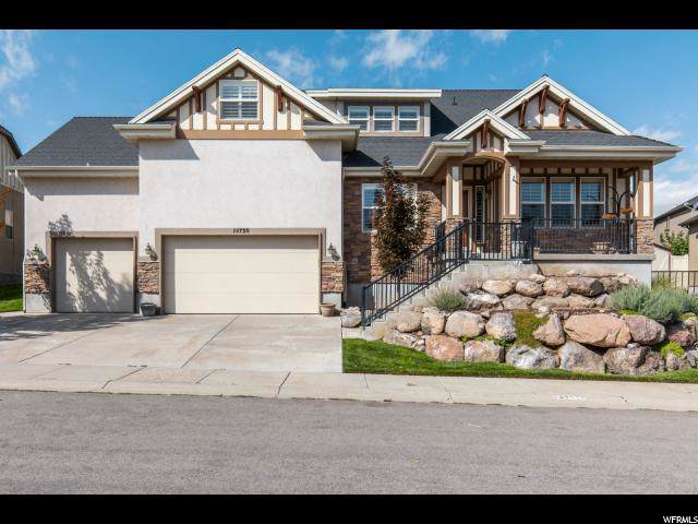 14738 Tangle Hill Rd, Herriman, UT 84096 (#1631959) :: Big Key Real Estate