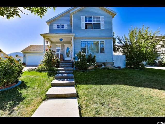 59 W 1620 N, Tooele, UT 84074 (#1631966) :: Bustos Real Estate | Keller Williams Utah Realtors