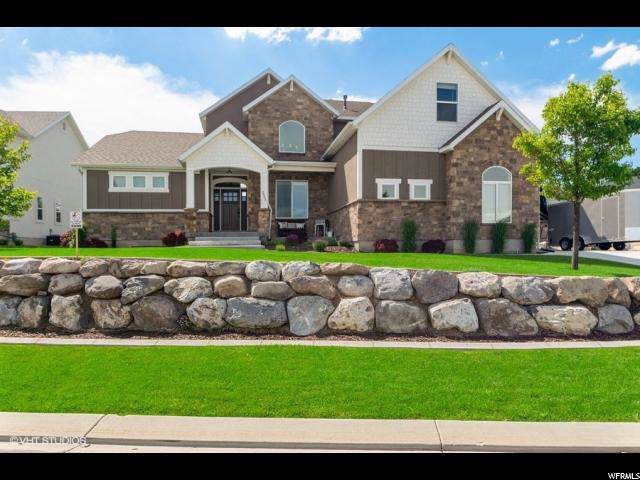 2003 S Centennial Blvd W, Saratoga Springs, UT 84045 (#1631970) :: Big Key Real Estate