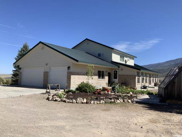 3960 N Burrville Rd, Burrville, UT 84744 (MLS #1631979) :: Lawson Real Estate Team - Engel & Völkers