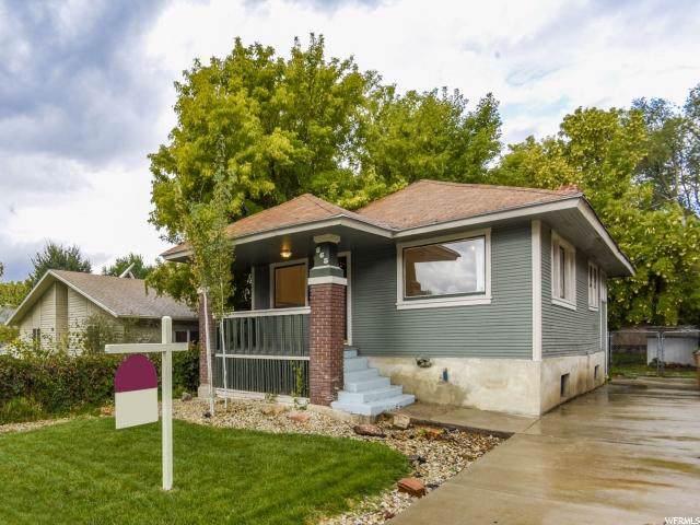 865 E Stratford Ave, Salt Lake City, UT 84106 (#1631995) :: goBE Realty