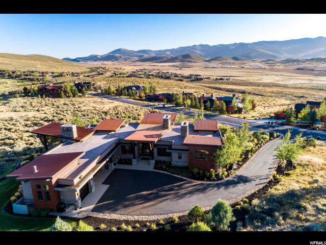 7670 N West Hills Trl, Park City, UT 84098 (#1632005) :: Big Key Real Estate