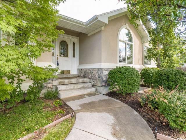 9435 S Crosswood Cir, Sandy, UT 84092 (#1632010) :: Big Key Real Estate