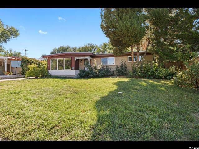 7271 S Pearl Cir E, Midvale, UT 84047 (#1632012) :: Big Key Real Estate