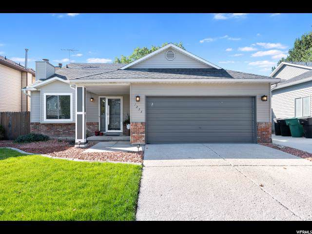 1233 W Brister S, Murray, UT 84123 (#1632019) :: goBE Realty