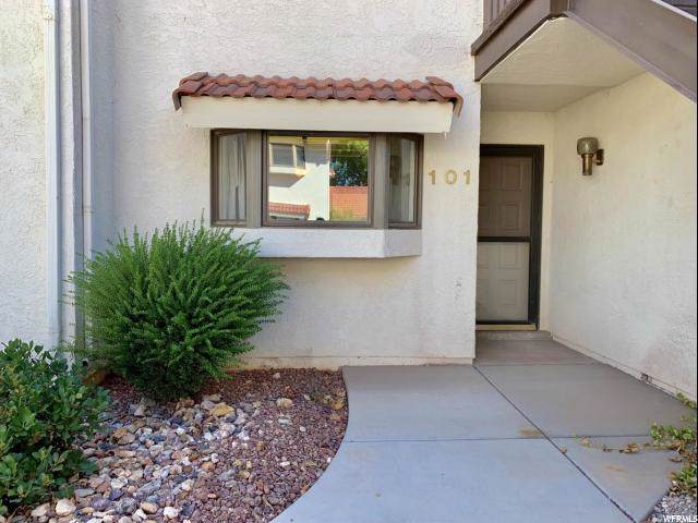 275 S Valley View Dr A101, St. George, UT 84770 (#1632023) :: The Fields Team