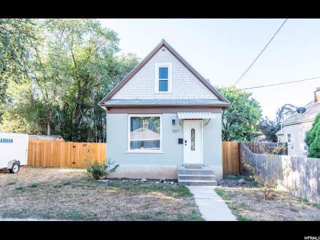 507 E Douglas St S, Ogden, UT 84404 (#1632032) :: Bustos Real Estate | Keller Williams Utah Realtors