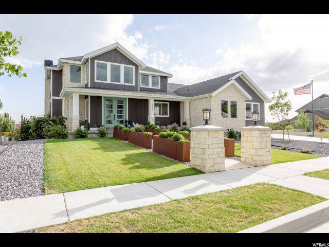 6241 W Hanover Way N, Highland, UT 84003 (#1632033) :: goBE Realty