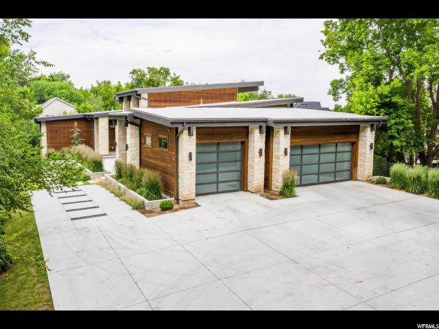 1317 E Milne Ln, Cottonwood Heights, UT 84047 (#1632045) :: Von Perry | iPro Realty Network