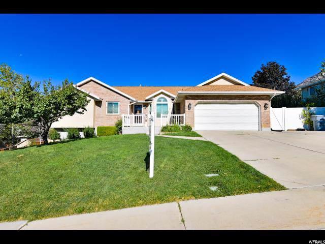 479 N 1200 E, Pleasant Grove, UT 84062 (#1632064) :: goBE Realty