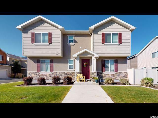 972 W Stonehaven Dr N, North Salt Lake, UT 84054 (#1632070) :: goBE Realty