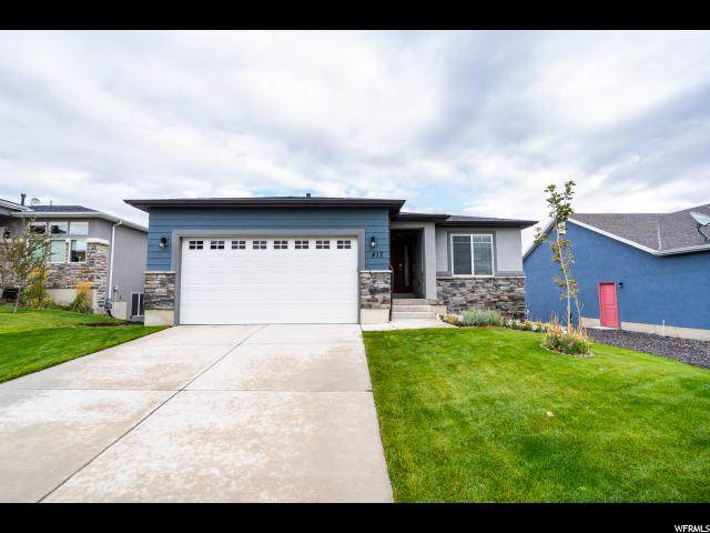 417 Slate Dr, Santaquin, UT 84655 (#1632078) :: Big Key Real Estate