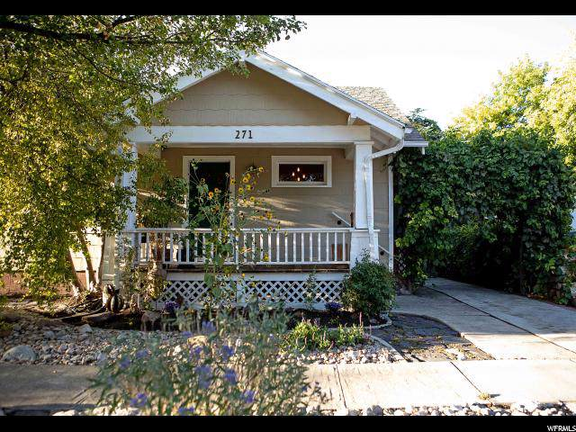 271 E Kensington Ave, South Salt Lake, UT 84115 (#1632083) :: Bustos Real Estate | Keller Williams Utah Realtors