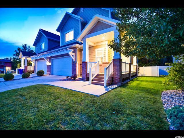 589 E Park Plaza Pl S, Midvale, UT 84047 (#1632085) :: Big Key Real Estate