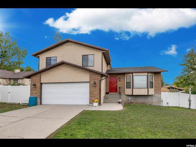 350 E Odell Ln N, North Salt Lake, UT 84054 (#1632089) :: goBE Realty