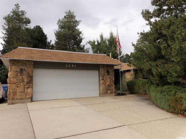 2591 E Creek Rd S, Cottonwood Heights, UT 84093 (#1632100) :: Von Perry | iPro Realty Network