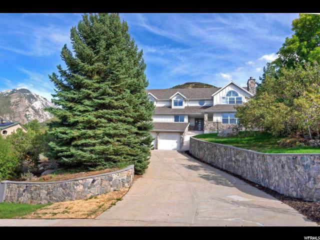 10157 S Bell Canyon Rd E, Sandy, UT 84092 (#1632103) :: Big Key Real Estate