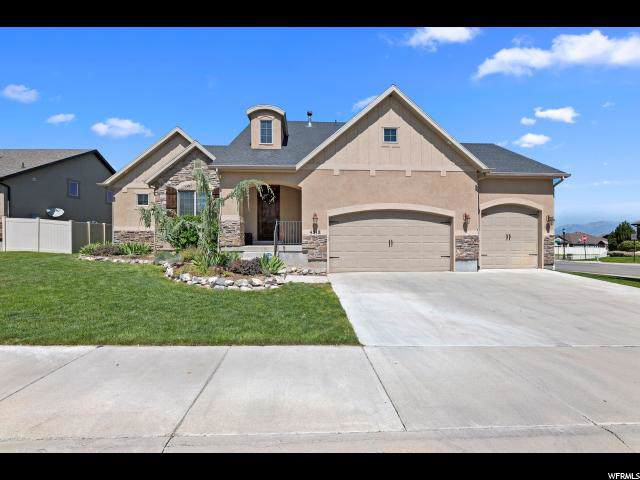 4818 W Desert Sage Dr, Herriman, UT 84096 (#1632104) :: Red Sign Team