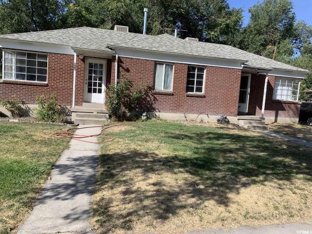 990 W Prosperity Ave, Salt Lake City, UT 84116 (#1632124) :: goBE Realty