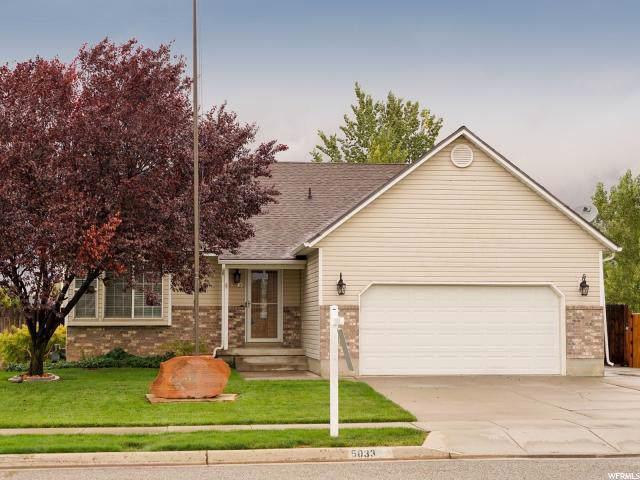 5033 S Vista Dr W, Roy, UT 84067 (#1632131) :: Bustos Real Estate   Keller Williams Utah Realtors