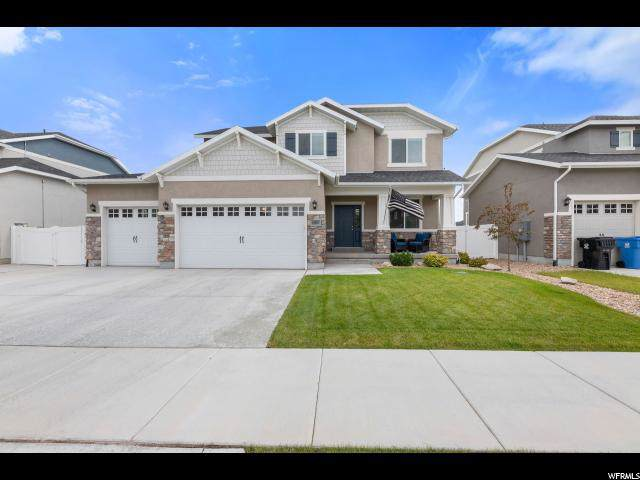 12357 S Pagano Ln W, Herriman, UT 84096 (#1632179) :: Colemere Realty Associates