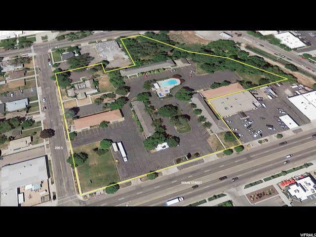153 S Main St E, Logan, UT 84321 (#1632187) :: goBE Realty