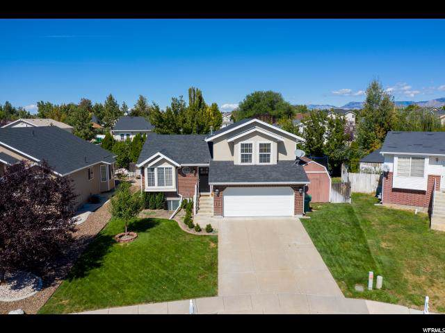 123 E 2500 S, Clearfield, UT 84015 (#1632206) :: Colemere Realty Associates