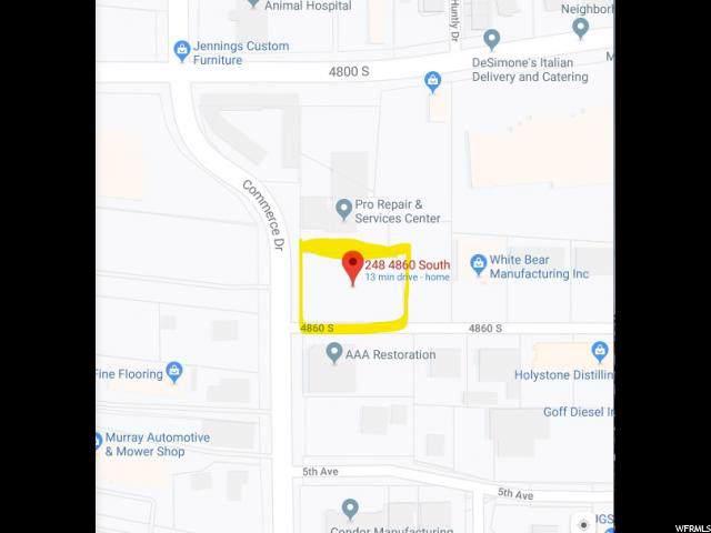 248 W 4860 S, Salt Lake City, UT 84107 (#1632207) :: The Muve Group