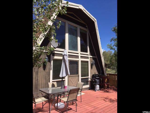 5841 E Caribou Dr #10, Oakley, UT 84055 (MLS #1632291) :: High Country Properties