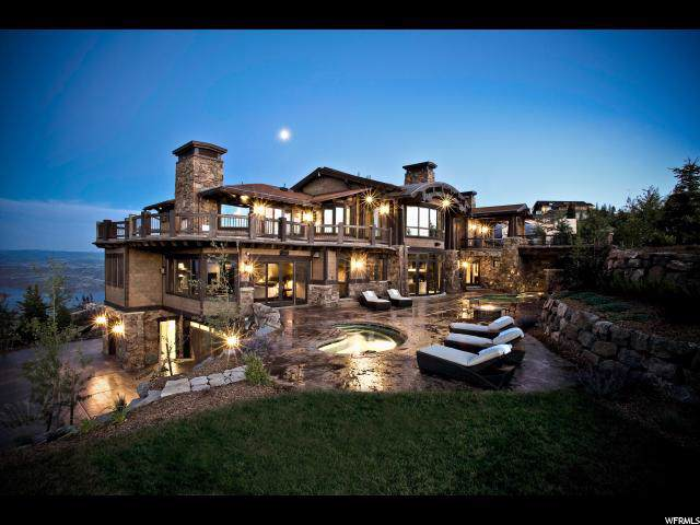 9806 N Summit View Dr, Park City, UT 84060 (#1632301) :: Berkshire Hathaway HomeServices Elite Real Estate