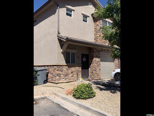 370 W Buena Vista Blvd #146, Washington, UT 84780 (#1632309) :: Doxey Real Estate Group