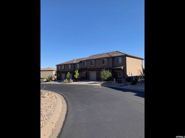 370 W Buena Vista Blvd #100, Washington, UT 84780 (#1632312) :: Doxey Real Estate Group
