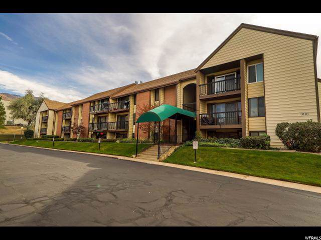 1091 E Country Hills Dr. S #306, Ogden, UT 84403 (#1632313) :: Colemere Realty Associates