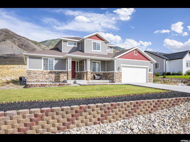 7752 N Cobblerock Rd E, Lake Point, UT 84074 (#1632347) :: Colemere Realty Associates