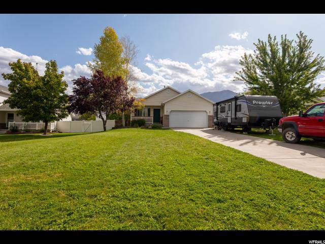 1254 E Loafer View Dr S, Payson, UT 84651 (#1632358) :: Red Sign Team