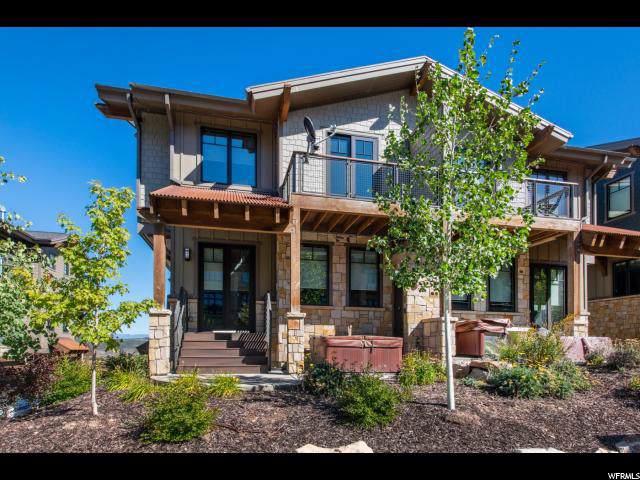 3712 Blackstone Dr #13, Park City, UT 84098 (MLS #1632359) :: High Country Properties