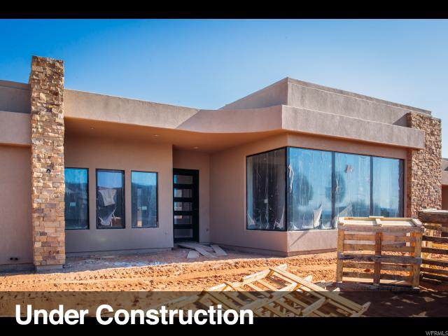 2206 W Silver Cloud Dr #801, St. George, UT 84770 (#1632366) :: Colemere Realty Associates