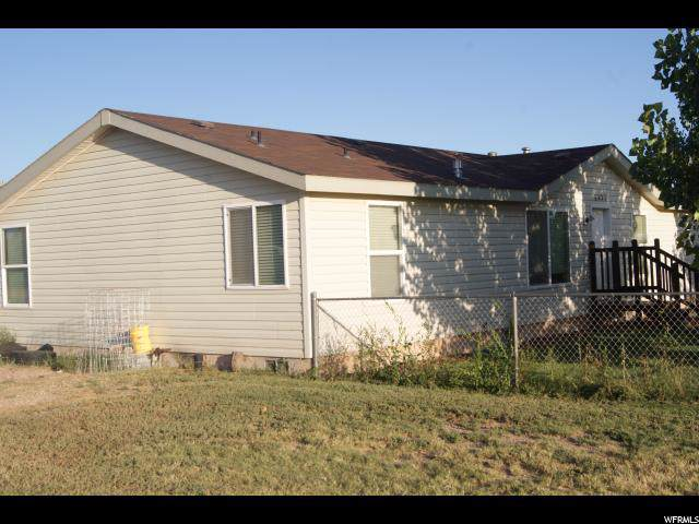 6431 E 2000 N, Fort Duchesne, UT 84026 (#1632375) :: Red Sign Team