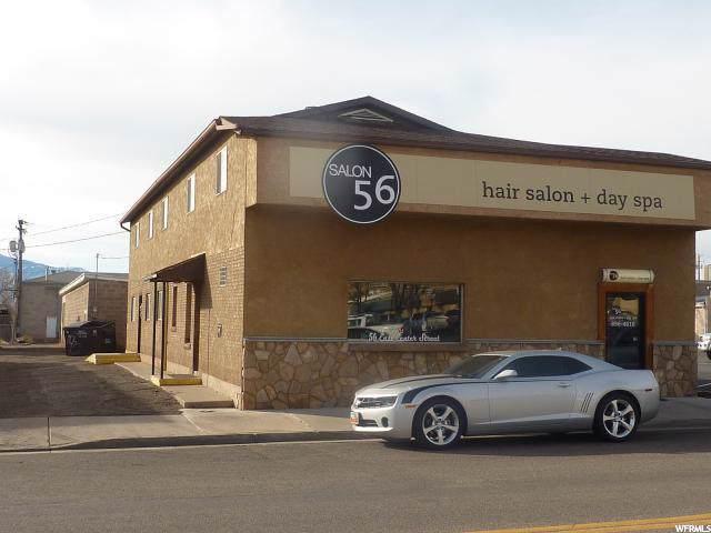 56 E Center, Richfield, UT 84701 (MLS #1632408) :: Lawson Real Estate Team - Engel & Völkers