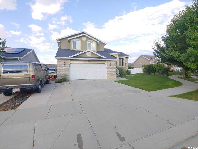 3361 S Green Spire Cir W, West Valley City, UT 84128 (#1632424) :: Colemere Realty Associates