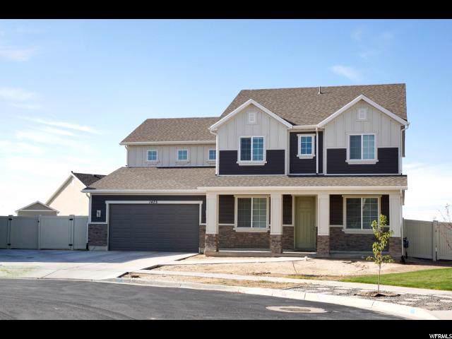 1475 W Meadowbrook Crk, Syracuse, UT 84075 (#1632425) :: Keller Williams Legacy