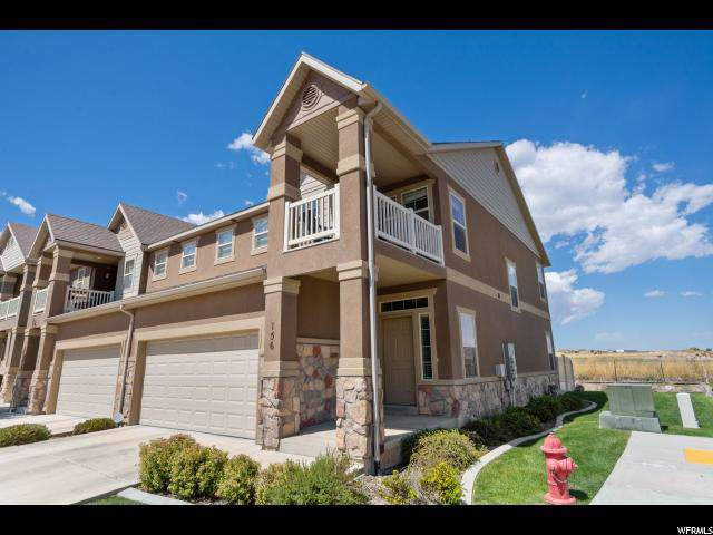 156 Carbonell Way, Saratoga Springs, UT 84045 (#1632529) :: The Fields Team