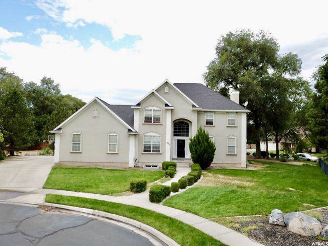5244 W Castle Pine Cir, Highland, UT 84003 (#1632585) :: The Canovo Group