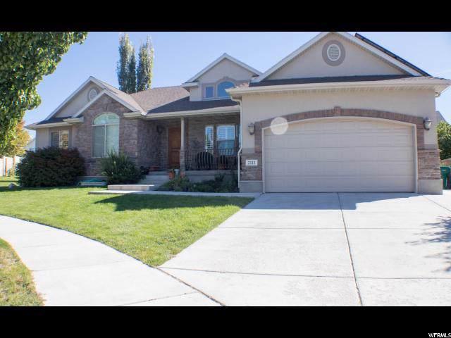 2111 S 100 W, Orem, UT 84058 (#1632592) :: Big Key Real Estate