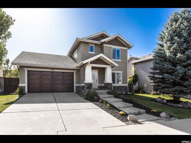 15132 S Holly Grove Ct E, Draper, UT 84020 (#1632684) :: Colemere Realty Associates