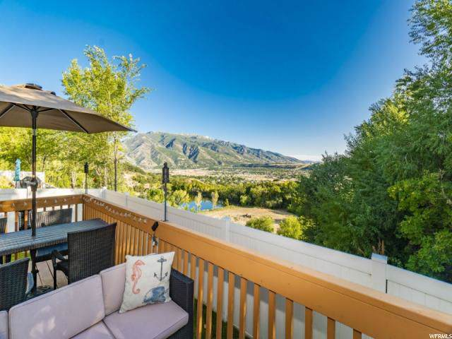 6209 Haven Canyon Rd, South Ogden, UT 84405 (#1632726) :: The Fields Team